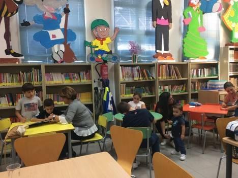 Gádor conmemora el Día de la Biblioteca con actividades de animación a la lectura