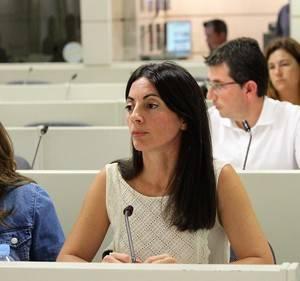 """Rosario Soto: """"Las Políticas Activas de Empleo de la Junta son un lastre para la provincia de Almería"""""""