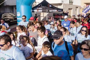 Más de 800 personas disfrutan de un entorno único en la II Flamenco Running Cabo de Gata
