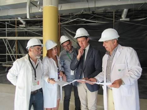 Hospital de Poniente impulsa las construcción de su nuevo Hospital de Día Médico