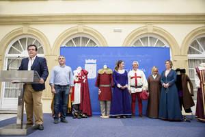 Almería incrementa en más de 300 trajes su patrimonio para recreaciones históricas