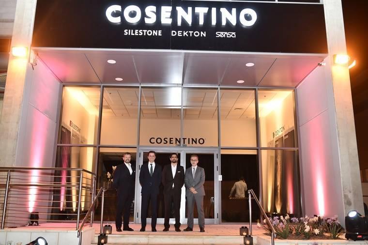 """Cosentino refuerza su presencia en Israel con un nuevo """"Center"""" en Caesarea"""