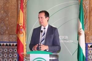 El 98% de los ayuntamientos almerienses recibirá fondos de Ayuda a la Contratación