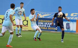 Los ejidenses logran un empate con sabor a triunfo en Murcia