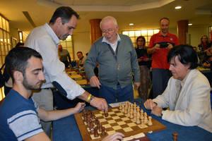 Más de cien ajedrecistas participan en el IV Festival Internacional Juan Martínez Sola