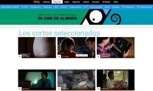 RTVE.es abre la votación para elegir el mejor corto iberoamericano del Festival Internacional de Cine de Almería