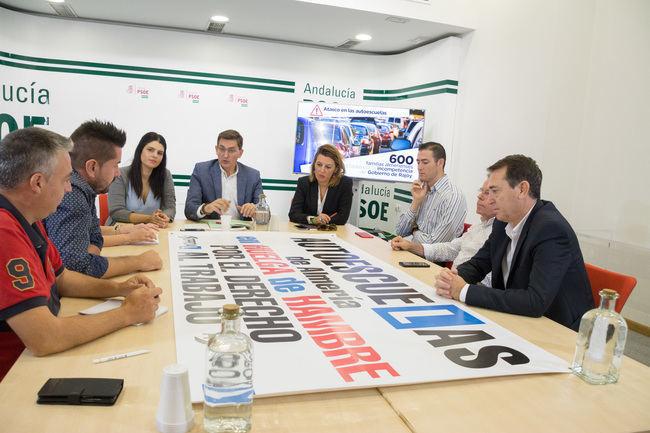 """Sánchez Teruel exige """"diligencia"""" al Gobierno del PP para resolver el conflicto con los examinadores de tráfico"""