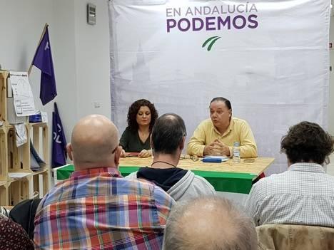 Presidente de CEHA imparte una charla sobre andalucismo histórico