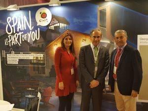 El Ayuntamiento intensificará la promoción de Almería Ciudad como destino turístico de golf en el mercado británico