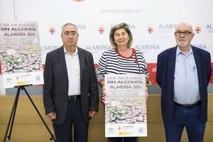 'Almería Sin' acerca los efectos devastadores del consumo abusivo del alcohol