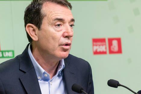 PSOE lamenta que el PP insista en negar una solución a los severos problemas de agua que padece el campo almeriense