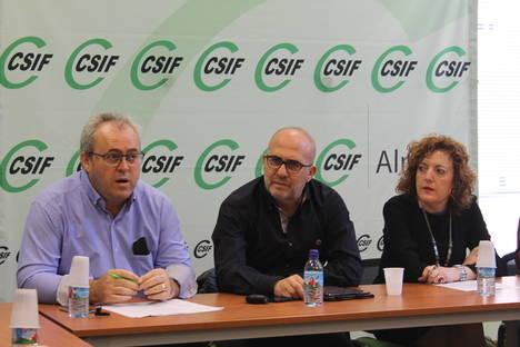 Nuevos responsables de CSIF en 'Transporte' y'Conservación y Limpieza' del sector de Empresa Privada