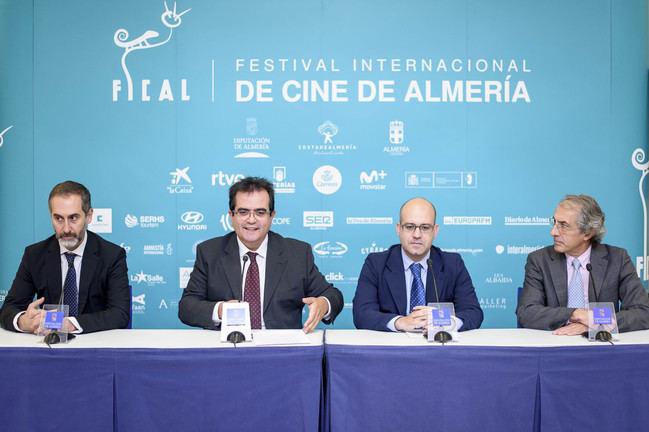 Obra Social 'la Caixa' y FICAL se alían para acercar el cine a colectivos en riesgo de exclusión
