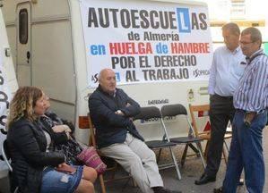Asoproal urge a Rafael Hernando a que el Gobierno garantice el derecho al trabajo de las autoescuelas