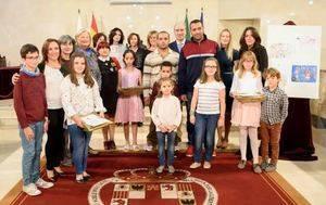 Ayuntamiento e Instituto Balmis entregan los premios del concurso 'Las vacunas y las Enfermedades que Previenen'