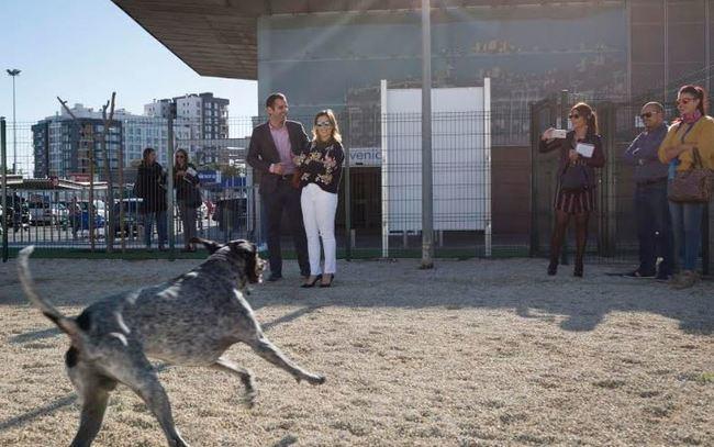 Segundo parque canino de Almería en Nueva Andalucía