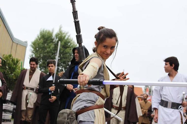FICAL celebrará el sábado un pasacalles de 'Star Wars' para anunciar la llegada del Festival