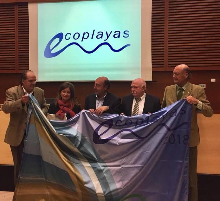 El Ejido consigue su primera bandera ECOPLAYAS para Poniente de Almerimar