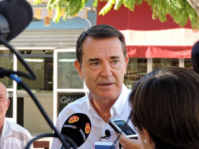 PSOE traslada al PP que votará en contra de los Presupuestos