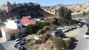 El pleno del Ayuntamiento verá el primer paso para mejorar el entorno de la Alcazaba