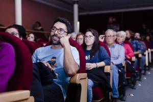60 minutos de cine postal emocionan al público del Apolo en el III Correos Film Festival