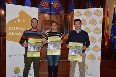 Cuevas acoge la I Carrera Ciclista Urbana
