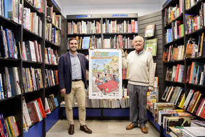 Almería celebrará las XX Jornadas del Cómic -Indalcon 2017