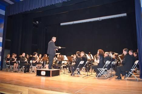 Concierto de la Banda de Música de la Asociación Cultural Níjar para celebrar Santa Cecilia