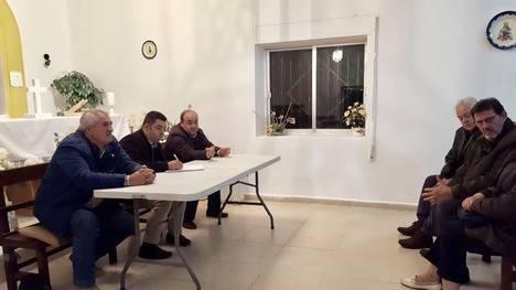 Partido Popular de Albox escucha a vecinos y asociaciones de cara a los presupuestos