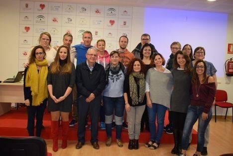 Profesores y alumnos de Noruega, Italia y Bélgica participan con el IES Villa de Vícar del programa Erasmus Plus