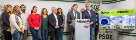 """Sánchez Teruel: """"El PP nos deja sin tren, sin agua y sin energía"""""""