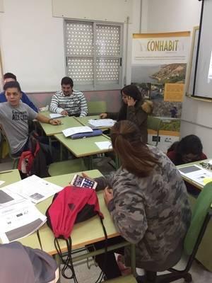 Tres espacios naturales de Almería en 'Life Conhabit'