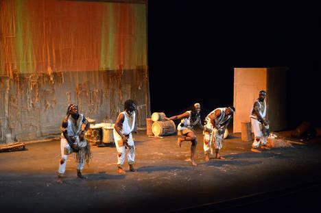 2.200 escolares, asociaciones y conservatorios asisten a 'Teranga. El Legado de los Griots del Senegal'
