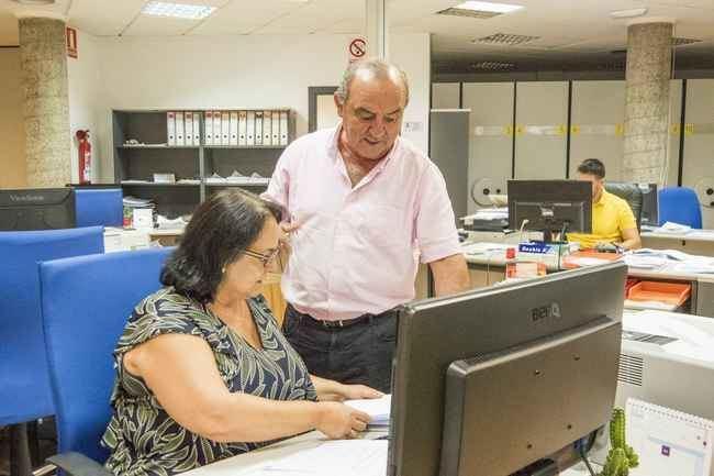 Pedro Antonio López: 'Los Presupuestos para 2018 son los presupuestos del hospital de Roquetas'
