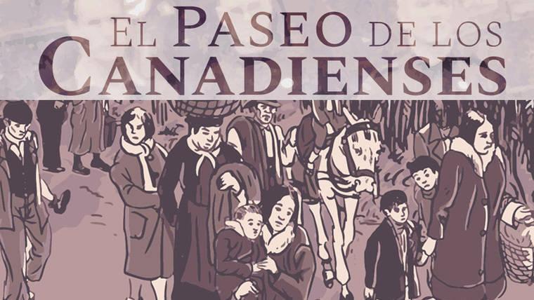Canal Sur presenta este jueves en Málaga 'El Paseo de los Canadienses', un documental con testimonios inéditos de La Desbandá