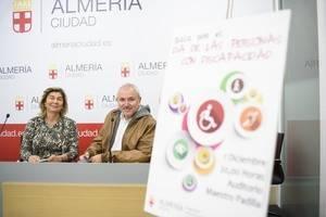 Más de cuarenta colectivos participan el 1 de diciembre en la I Gala de la Discapacidad
