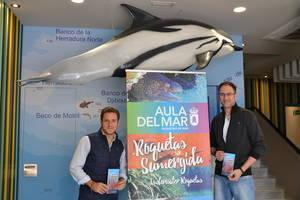 Aula del Mar de Roquetas se acerca a los 15.000 visitantes en 2017
