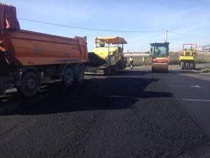 Comienzan las obras para evitar inundaciones en el kilómetro 0 de la A-1050, en El Ejido
