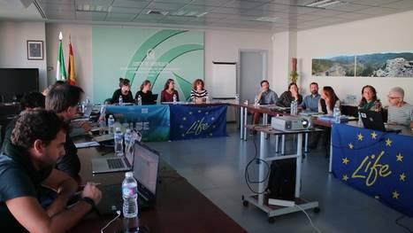 Comisión de seguimiento del Proyecto Life Blue Natura evalúa en Almería sus acciones