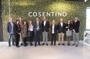 Cosentino se suma a la estrategia de Salud de la Junta de Andalucía para fomentar hábitos de vida saludable en las empresas