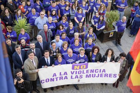 Diputación centra en Canjáyar los actos conmemorativos del 'Día Contra la Violencia de Género'