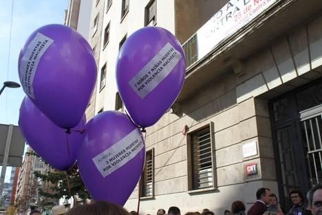UGT conmemora a las víctimas de la violencia machista