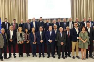 Sánchez Haro insta a todo el sector agrícola a aunar esfuerzos
