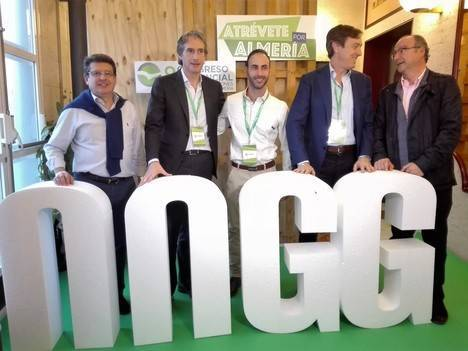 Daniel Royen recibe el apoyo de De la Serna, Hernando, Amat y Fernández-Pacheco para liderar la organización juvenil del PP