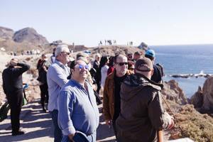 'Costa de Almería' y Filming Almería acercan a los cineastas sus localizaciones con un 'fam trip'