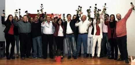 El PSOE de Berja vuelve a contar con Isabel Arévalo al frente de su Ejecutiva Local