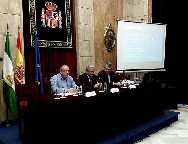 Curso sobre la Ley de Protección de Seguridad Ciudadana destinado a Policías Locales
