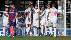 1-1: El Almería vuelve a puntuar a domicilio casi dos meses después