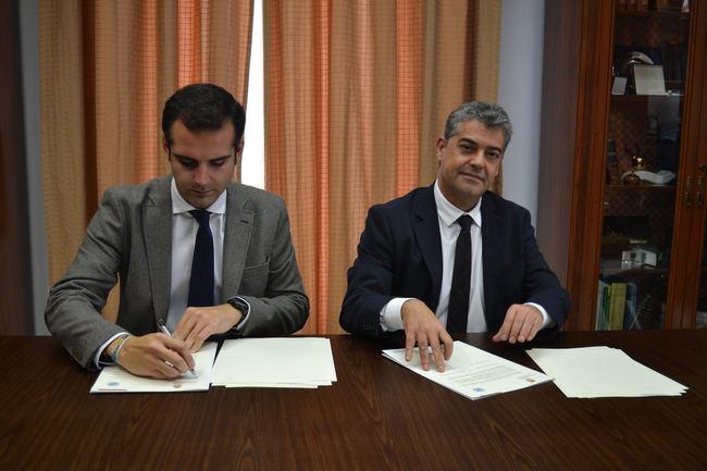 Acuerdo entre la UAL y el Ayuntamiento de Almería para la gestión de la Biblioteca Central Municipal