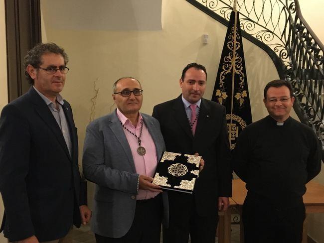El historiador virgitano Valeriano Sánchez Ramos designado pregonero de la Semana Santa de Berja 2018